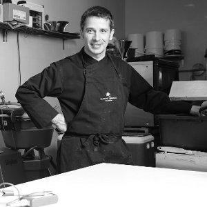 Master chocolatier Laurent Bernard
