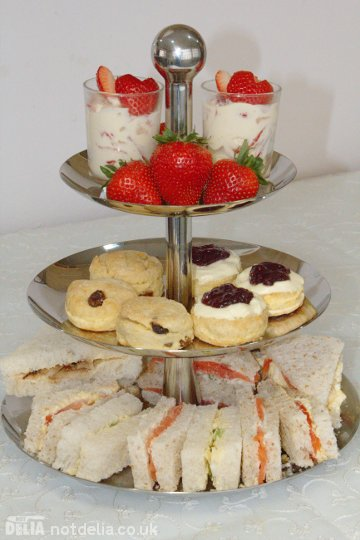 recipe ideas afternoon tea recipe ideas
