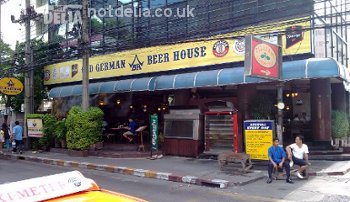 The Old German Beerhouse in Sukhumvit Soi 11, Bangkok